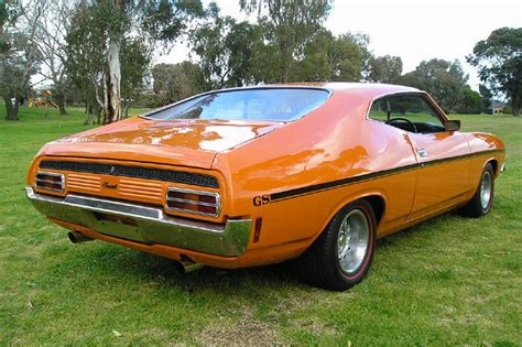 ford xb fairmont gs coupe auctions lot  shannons