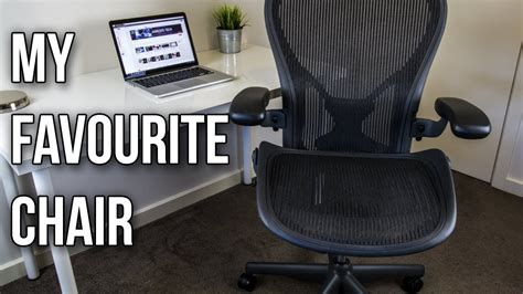 herman miller aeron chair review most comfortable