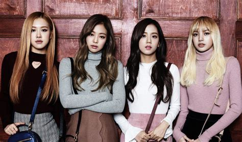blackpink official profile blackpink profile yg s new hip hop girl group with the