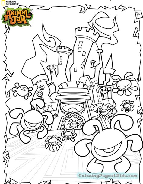 arctic wolf coloring page animal jam arctic wolf animal jam coloring pages coloring pages for