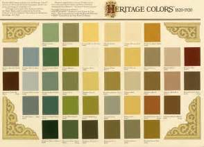 craftsman paint colors historic paint colors the craftsman