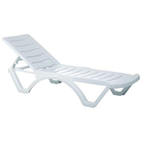 pool chaises compamia aqua pool chaise lounge in white isp076 whi
