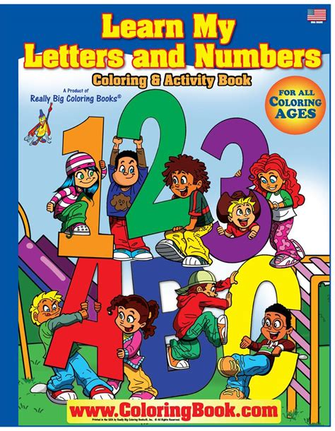 Learn With Me 123 Sound Book With 30 Number Sounds coloring books abc 123 learn my letter and numbers really big coloring book
