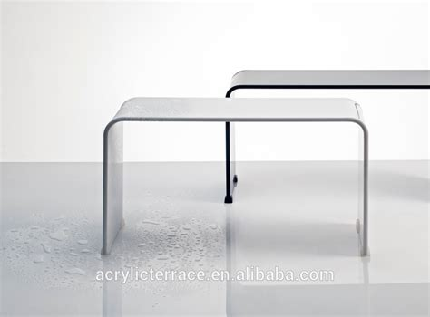 acrylic shower bench beautiful substantial and elegant acrylic shower bench