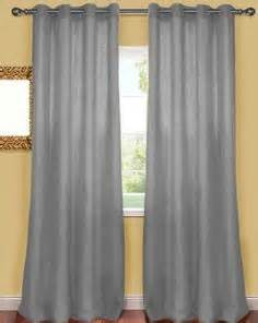 rodeo home curtains rodeo home nature two panel drapery 54 quot x 96 quot platinum