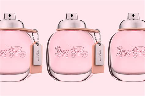 Coachs Fragrance Debuts March 5 by The New Coach Fragrance Is Designed For Cool Adventurous