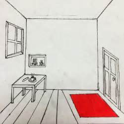 the helpful draw a surrealistic room in one