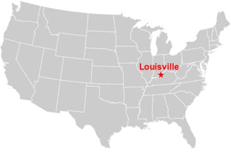 map usa louisville satellite images of united states cities landsat