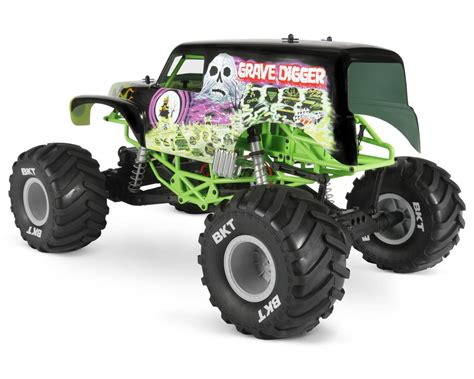 monster truck grave digger video axial smt10 grave digger 4wd rtr monster truck axi90055
