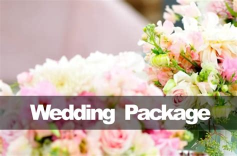 Wedding Package Cafe Bandung by Wedding Package