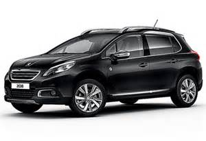 Peugeot 2007 Crossover Peugeot 2008 Image 65