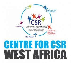 Mba West South Africa by Csr Centre Commended New Csr Model