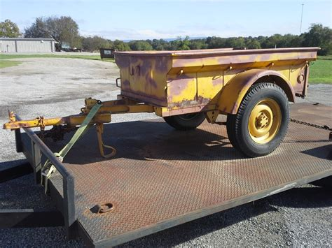jeep trailer for sale m 100 jeep trailer toms