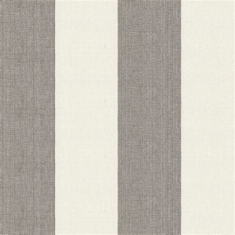 grey drapery fabric shop houzz loom decor gray linen awning stripe fabric