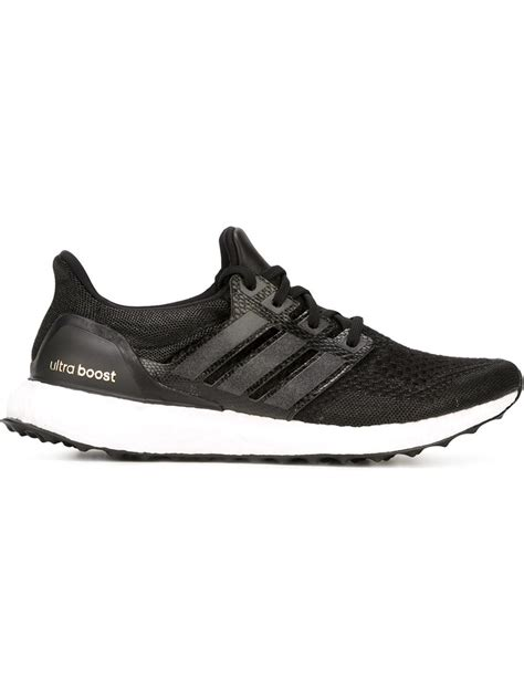 Adidas Utra Boost Black by Adidas Ultra Boost Sneakers In Black For Lyst