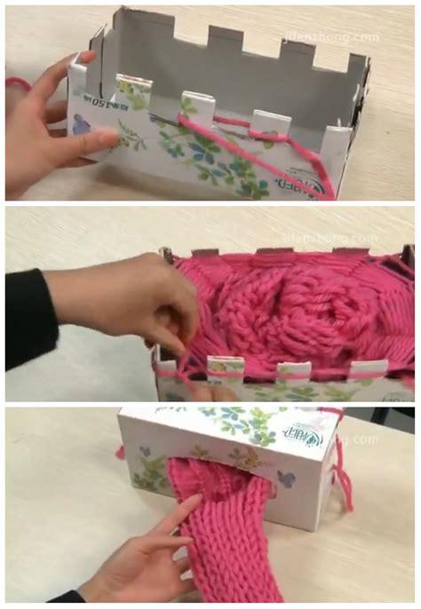 tutorial come fare un drum come fare un telaio con una scatola di cleenex e fare
