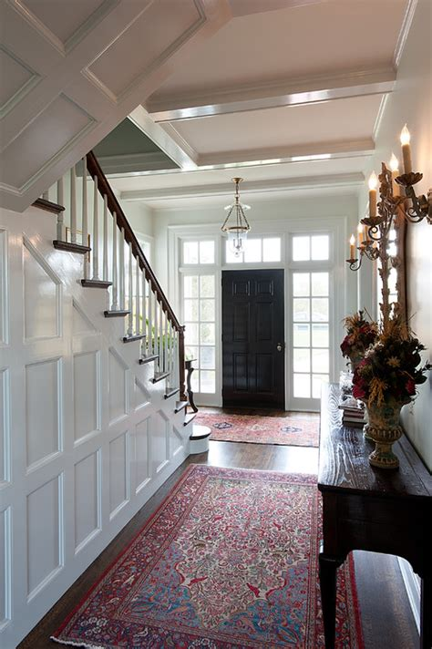 black front door with sidelights traditional entrance foyer where are sidelights door and transom from