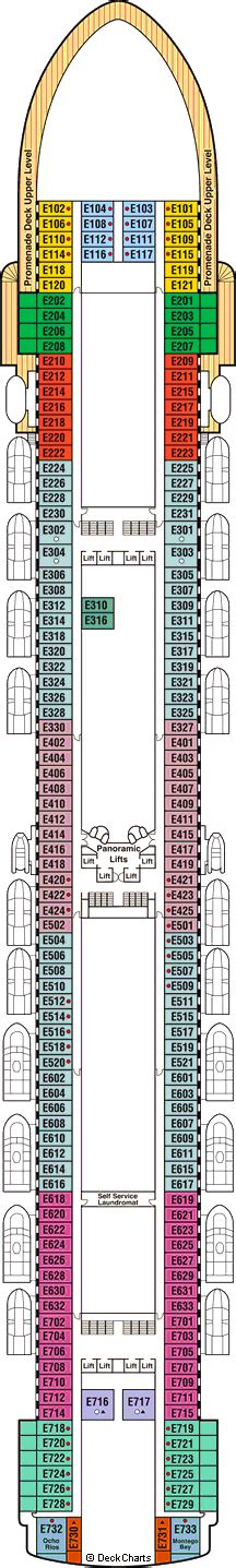 Star Vista Floor Plan by Star Princess Cruise Ship Deck Plans On Cruise Critic