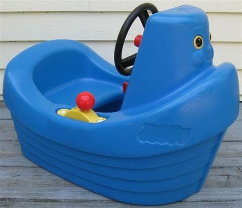 little tikes boat sandbox little tikes blue tuggy tug boat ride on outdoors indoors