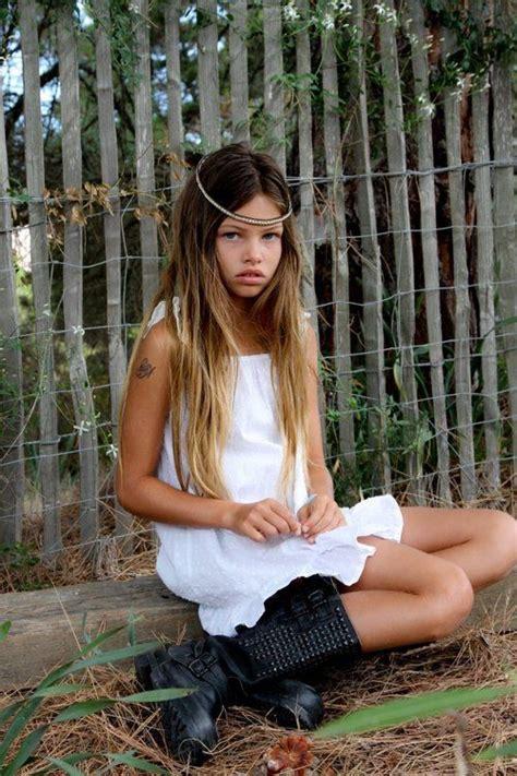 young 14 15 models thylanelenaroseblondeaupics thylane blondeau princess