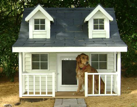 Dog House With Dormers Doghouse Kennels Dog Houses Kennels Pinterest Dog Houses