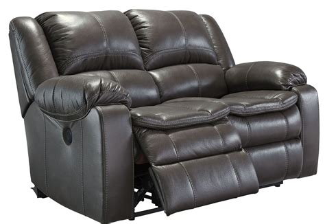gray power reclining loveseat 8890674