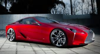 2013 lexus lf lc sports concept car price review