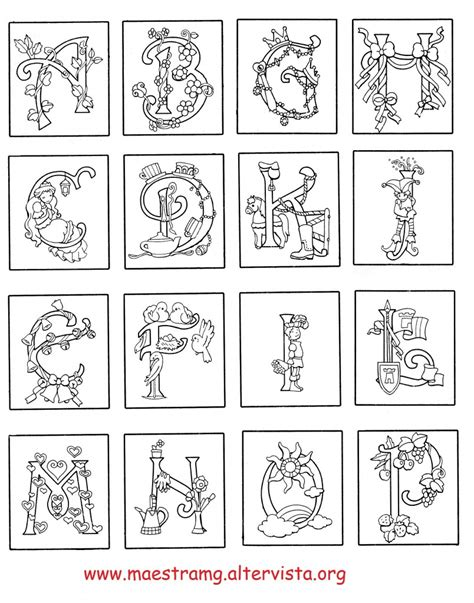 immagini lettere d seconda classe lingua italiana maestra mg