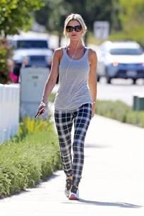Christina El Moussa by Christina El Moussa Out Jogging In Orange County 06 13