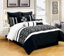 Black and white bed sets queen easy as crib bedding sets and baby boy