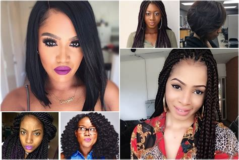 nigerian hairstyles and their names 5 types of hairstyles nigerian women love that make them