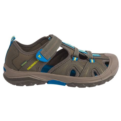 merrell water sandals merrell hydro water sandals for big boys save 50