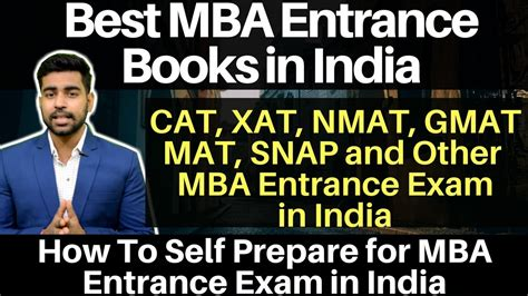 Cat Or Mat Which Is Better For Mba by Best Books For Mba Preparation How To Self Prepare For
