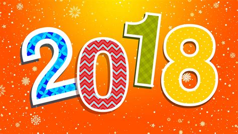 1920x1080 happy new year wallpaper 2018 style letter 2018 happy new year wallpaper 27511 baltana