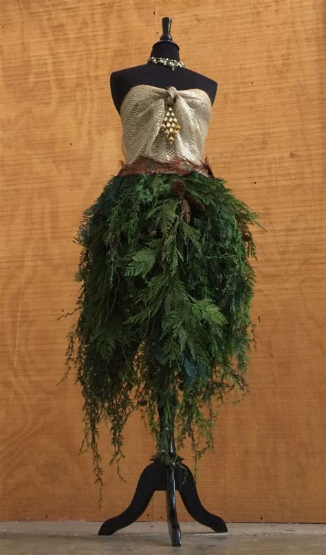 Trees Dress tree dress form tutorials for crafters of all