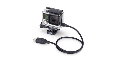 go pro on gopro micro hdmi cable adapter