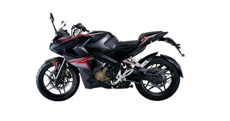 bajaj pulsar 200 bajaj pulsar rs200 fear the black edition