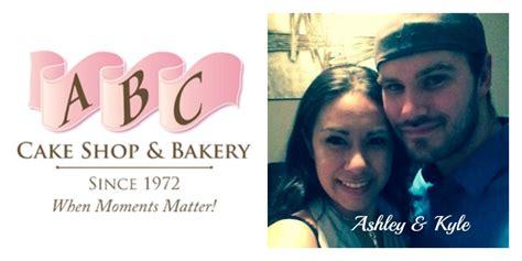 Wedding Cake Giveaway - dream wedding cake giveaway ashley kyle abc cake shop bakery