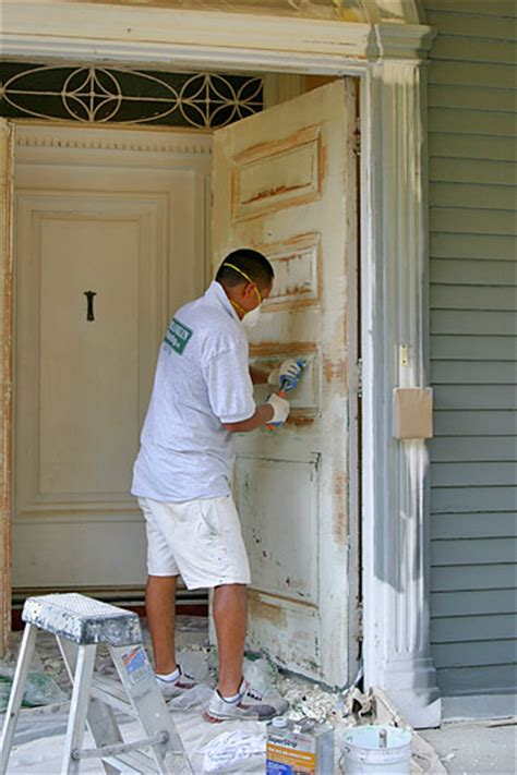 painting preparation exterior how exterior house paint is affected by weather ct painters