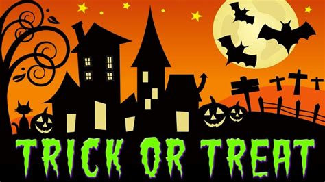 Trick Or Treat by Our
