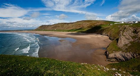 Five Of Gower S Best Beaches Quality Cottages Rhossili Bay Cottages
