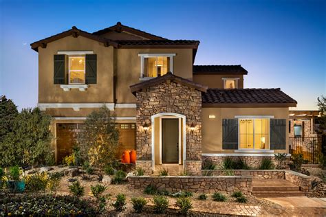 Luxury Homes Henderson Nv New Luxury Homes For Sale In Henderson Nv Toll Brothers At Inspirada Villamar