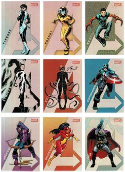 Promo 1 Set Marvel Avenger Heroes 8pcs Heroes Dlp9050 T marvel greatest heroes 2012 i am an avenger complete 18