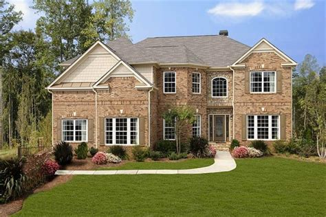 albany model ryland homes atlanta new homes atlanta
