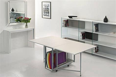 tavolo richiudibile con sedie tavolo consolle moderna archimede con tavolo richiudibile