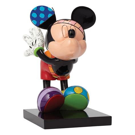 Coklat Stick Mickey Mouse Souvenir mickey minnie mouse nle figurine disney by britto