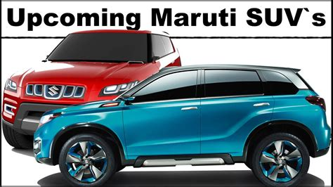 maruti suv price new upcoming maruti suv s in india 2017 2018 maruti suv