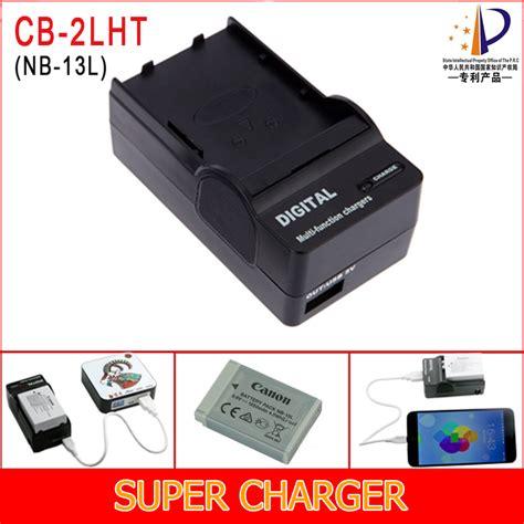 Charger Canon Cb 2lht Nb 13l Non Original cb 2lht cb 2lh charger nb13l nb 13l nb 13l battery charger