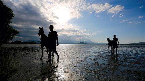 film menschen fallen tot um bilder kinder jockeys in indonesien weltspiegel ard