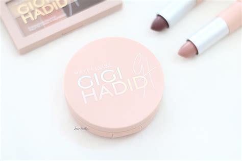 Maybelline Gigi Hadid Indonesia maybelline x gigi hadid collection review tutorial